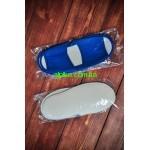 Тапочки одноразовые синего цвета