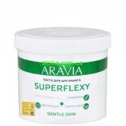 Паста для шугаринга SUPERFLEXY Gentle Skin, 750 г, ARAVIA Professional