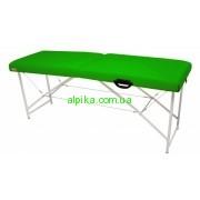 Массажный стол-кушетка Lux  двухсекционный складной
