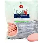 Doll (Xanitalia) Воск горячий Роза в дисках, 1 кг