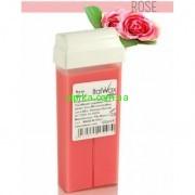 Теплый Воск в картридже Ital Wax плотный 100 мл Роза