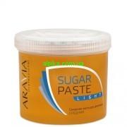 "Сахарная  паста для шугаринга ""Легкая""  750 гр ARAVIA"