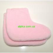 Махровые носочки для парафинотерапии ног