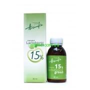 Мультикислотный химический Пилинг LACTOBIONIC GREEN 15% 80 мл  pH 2,0 Альпика