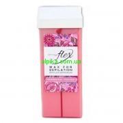 Воск в картридже ItalWax Flex Rose Oil (Кремовая Роза) 100 мл