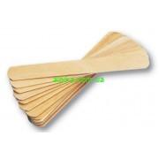 Шпатель -лопатка  деревяный широкий  Размер 200 х24х1.6 мм.