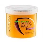 "Сахарная паста для шугаринга ""Мягкая и легкая"" ARAVIA Professional 750 мл"