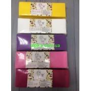Полоски цветные для депиляции Panni Mlada из спанбонда (7х22 см, 100шт)
