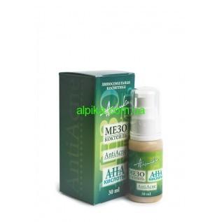 Мезококтейль ANTI ACNE  30 мл. Альпика