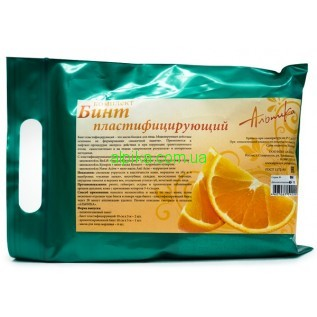 Бинт пластифицирующий, апельсин.Альпика