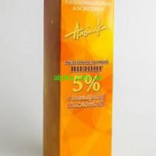 Мультикислотный химический пилинг с янтарной кислотой 5% 80 мл. pH 3,5 Альпика