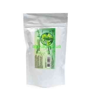Маска альгинатная «Зеленый чай» 25 гр. Альпика