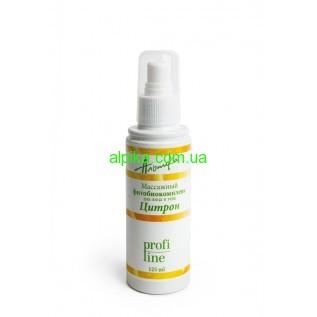 Массажный фитобиокомплекс для лица и тела, Цитрон  125 мл. Альпика