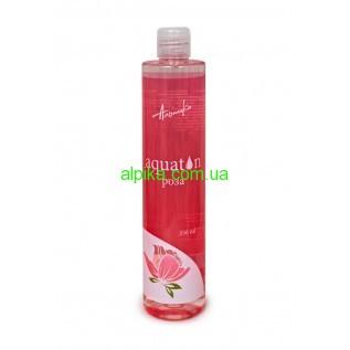 AQUAton очищающая вода фруктовая роза  350 мл. Альпика