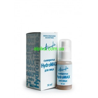 Сыворотка HydroMAX для лица  30 мл. Альпика