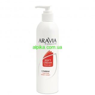 Сливки для восстановления рН кожи ARAVIA Professional 300 мл