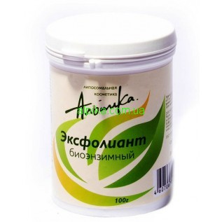 Эксфолиант биоэнзимный 100 гр. Альпика