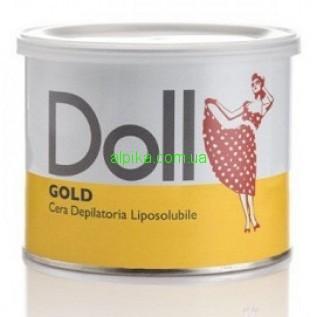 Теплый воск  Doll Xanitalia 400 мл/ в ассортименте