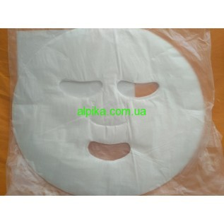 Маска косметологическая с полиэтилена для чистки лица 50 шт.