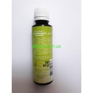 Био-тоник с лактобионовой кислотой 60 мл Альпика