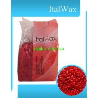 Гранулированый воск Роза (Винный) Ital Wax 1 кг