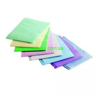 Салфетки  45х32 см (125 шт/уп) с ламинованой бумаги.