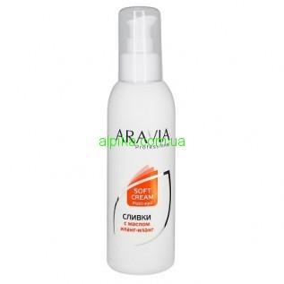 Сливки для восстановления рН кожи с маслом иланг-иланг ARAVIA Professional 150 мл