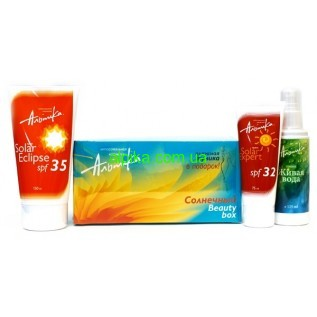 Beauty box «Солнечный» Альпика и Подарок туника