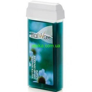Теплый Воск в картриджеАзулен  Ital Wax прозрачный 100 мл